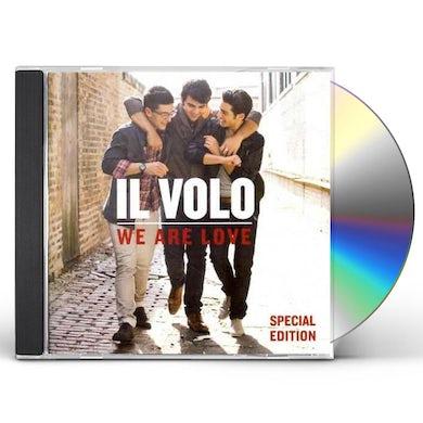 Il Volo WE ARE LOVE CD