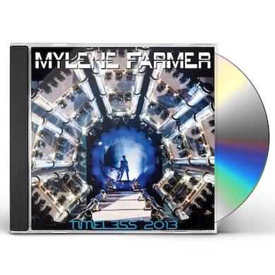 Mylène Farmer TIMELESS 2013 CD