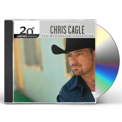 Chris Cagle MILLENNIUM COLLECTION: 20TH CENTURY MASTERS CD