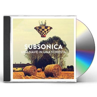 Subsonica UNA NAVE IN UNA FORESTA CD