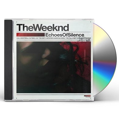 The Weeknd ECHOES OF SILENCE CD