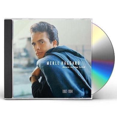 Merle Haggard DOWN EVERY ROAD 1962-1994 CD