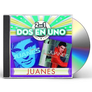 Juanes 2EN1 CD