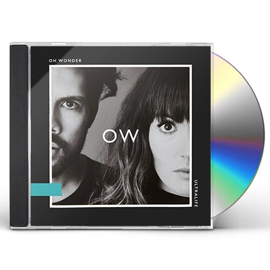 Oh Wonder ULTRALIFE CD