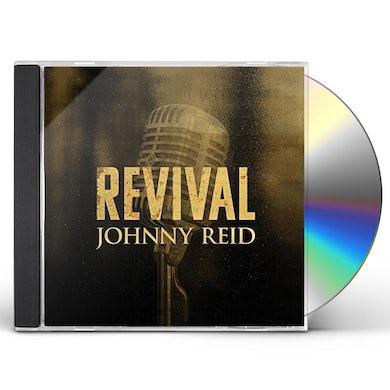 Johnny Reid REVIVAL CD