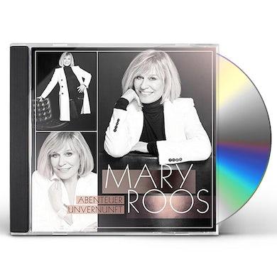 Mary Roos ABENTEUER UNVERNUNFT CD