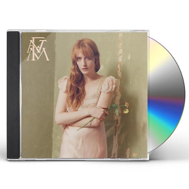 Florence and The Machine High As Hope (Edited) CD