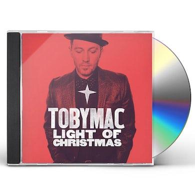 tobyMac LIGHT OF CHRISTMAS CD