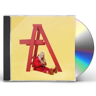 Billie Eilish DONT SMILE AT ME CD