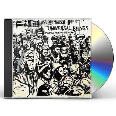 Makaya McCraven UNIVERSAL BEINGS CD