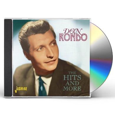 Don Rondo HITS & MORE CD