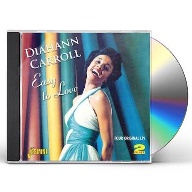 Diahann Carroll EASY TO LOVE CD