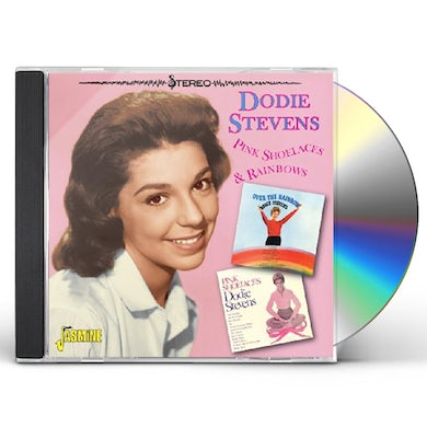 Dodie Stevens PINK SHOELACES & RAINBOWS CD