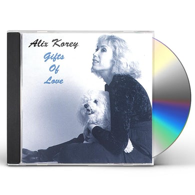 Alix Korey GIFTS OF LOVE CD