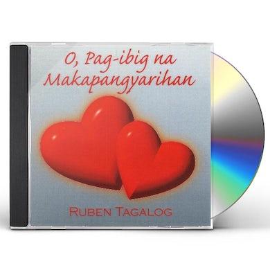 O PAGIBIG NA MAKAPANGYARIHAN CD