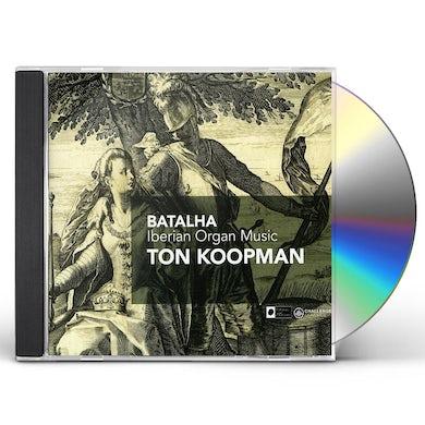 Ton Koopman BATALHA: IBERIAN ORGAN MUSIC CD