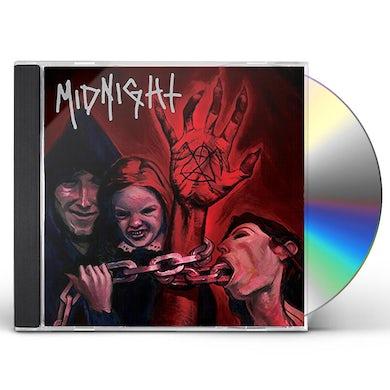 Midnight NO MERCY FOR MAYHEM CD