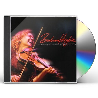 Barbara Higbie ALIVE IN BERKELEY CD