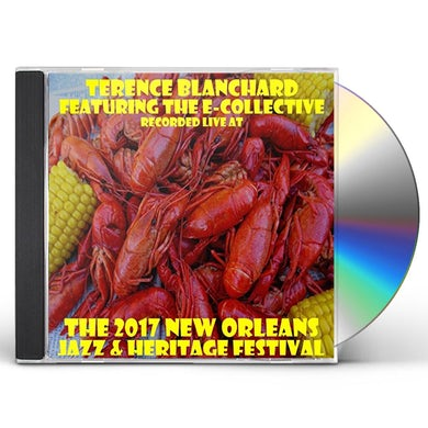 Terrence Blanchard LIVE AT JAZZFEST 2017 CD
