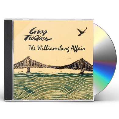 Greg Trooper WILLIAMSBURG AFFAIR CD