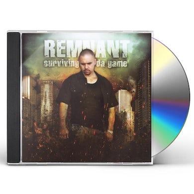 Remnant SURVIVING DA GAME CD