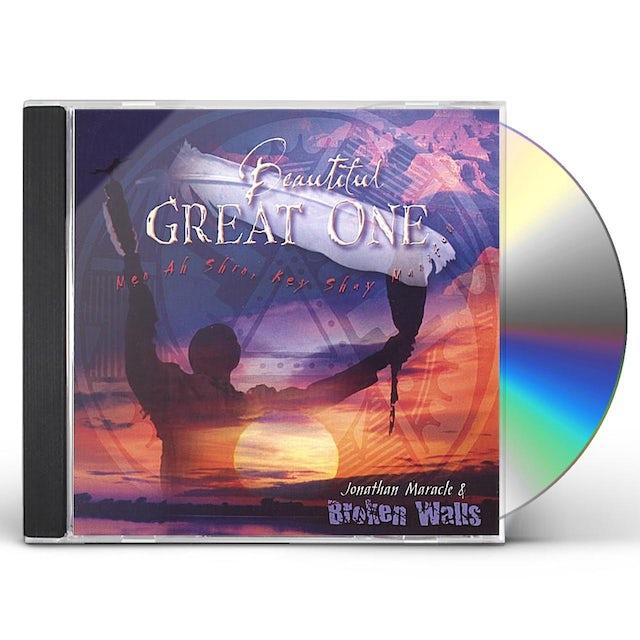 Broken Walls BEAUTIFUL GREAT ONE CD