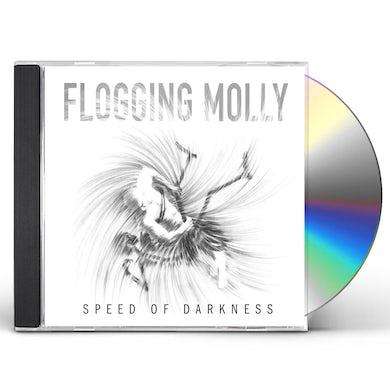 Flogging Molly SPEED OF DARKNESS CD