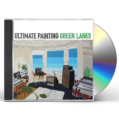 Ultimate Painting GREEN LANES CD