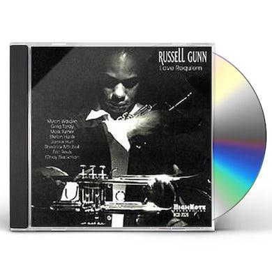 Russell Gunn LOVE REQUIEM CD