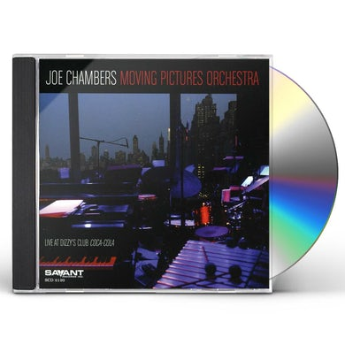 JOE CHAMBERS MOVING PICTURES ORCHESTRA CD