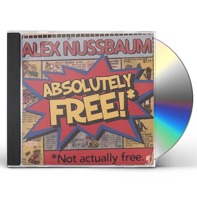 ABSOLUTELY FREE!F68 CD