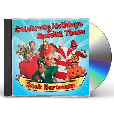 CELEBRATE HOLIDAYS & SPECIAL TIMES CD