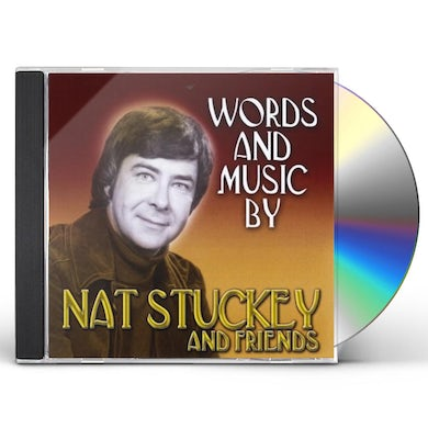 WORDS & MUSIC BY NAT STUCKEY & FRIENDS CD