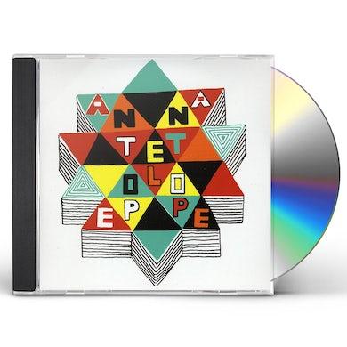 Antelope CROWNS CD