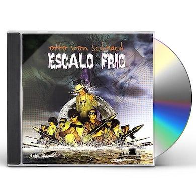 Otto Von Schirach ESCALO FRIO CD