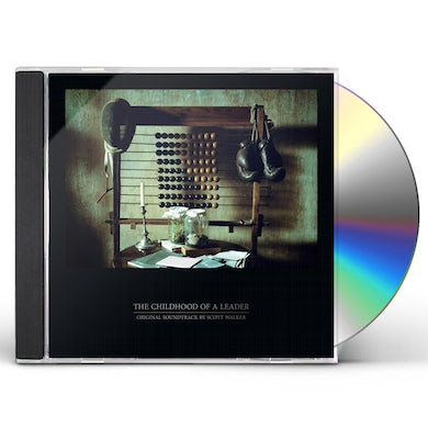 Scott Walker CHILDHOOD OF A LEADER - Original Soundtrack CD