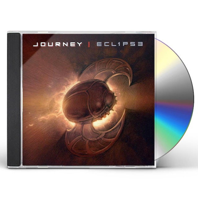 Journey ECL1PS3 CD