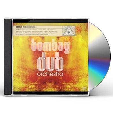 Bombay Dub Orchestra CD