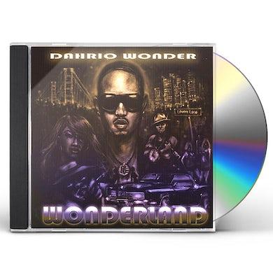 Dahrio Wonder WONDERLAND CD