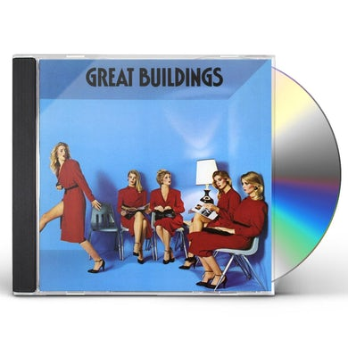 Great Buildings APART FROM THE CROWD CD