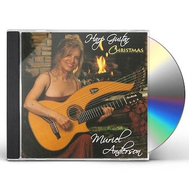 Muriel Anderson HARP GUITAR CHRISTMAS CD
