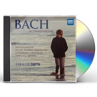 Smith BACH IN TRANSCRIPTION CD