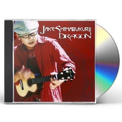 Jake Shimabukuro DRAGON CD