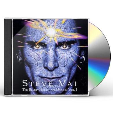 Steve Vai ELUSIVE LIGHT & SOUND 1 CD