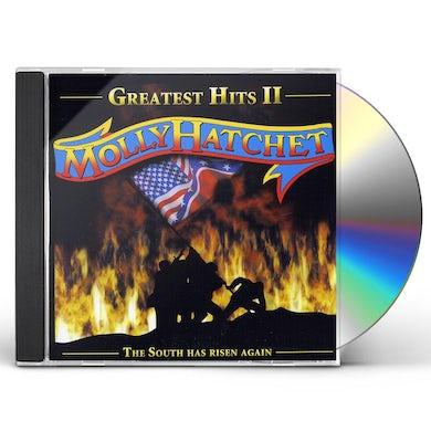 Molly Hatchet GREATEST HITS II CD