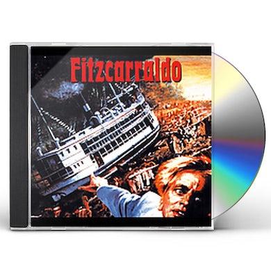 Popol Vuh FITZCARRALDO CD
