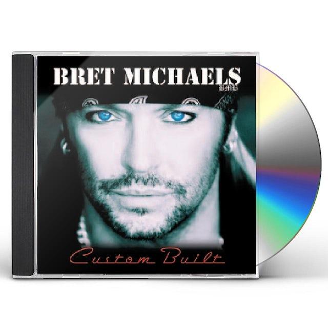 Bret Michaels CUSTOM BUILT CD