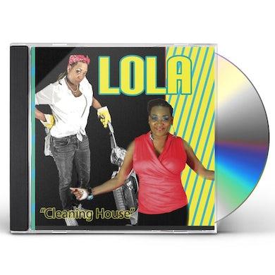 Lola CLEANINHG HOUSE CD