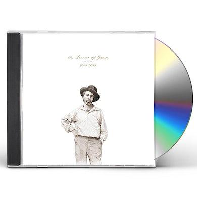 John Zorn FROM LEAVES OF GRASS CD