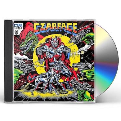 CZARFACE ODD CZAR AGAINST US CD